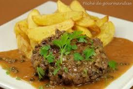 cuisiner steak haché steak haché aux cèpes et sauce au poivre vert péché de gourmandise