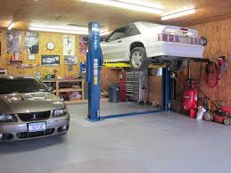 Low Ceiling 2 Post Lift by Bendpak Xpr 9 Lift Finally Installed Svtperformance Com