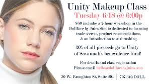 make up classes for unity makeup class 6 18 unity of