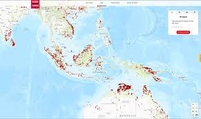 Southeast Asia Map by Satellite Map Helps Prevent Fires In Southeast Asia Youtube