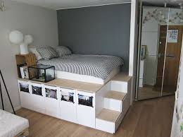 High Frame Bed High Raised Bed Frame Interesting Ideas For Home