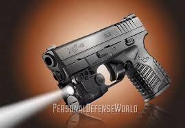 springfield xd tactical light springfield xd s 9mm