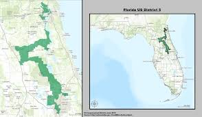 Map Of Davenport Florida by Florida Congressional Districts Map See Us House Representative