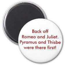 theme of romeo and juliet and pyramus and thisbe 83 best pyramus thisbe clas 220 unit 6 images on pinterest