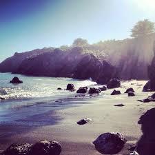 black sands beach ca trover