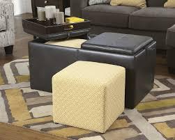 ottomans accent cubes u0026 poufs furniture decor showroom