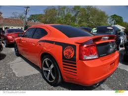 2009 dodge charger bee 2009 hemi orange pearl dodge charger srt 8 bee 64289263