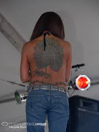 honda tattoos 2009 laughlin river run photos motorcycle usa