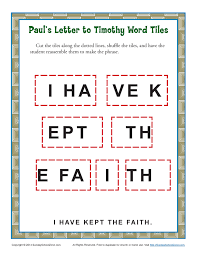 paul u0027s letter to timothy word tiles paul wrote to timothy bible