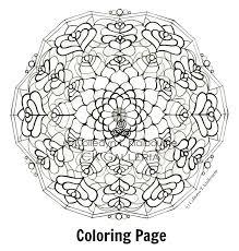 mandala coloring pages pdf coloring book