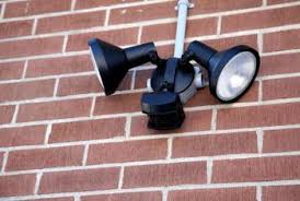 Motion Activated Outdoor Light How To Hook Up Motion Sensor Outdoor Lamps Home Guides Sf Gate