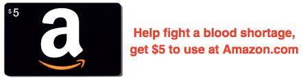 5 gift card american cross free 5 gift card when you donate blood