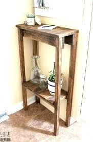 narrow console table for hallway narrow hall console kinsleymeeting com