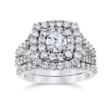 halo wedding rings images Pompeii3 2 carat diamond cushion halo engagement wedding ring jpeg