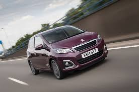 perso car peugeot 108 review 2017 autocar