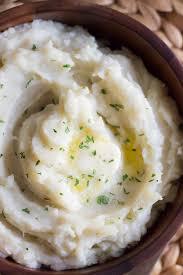 easy crockpot roasted garlic mashed potatoes lovely