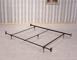 Headboard Footboard Brackets Buy Metal Bed Frame With Hook On Headboard Footboard Brackets And