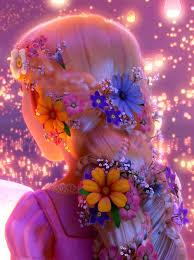 rapunzel u0027s hair soo pretty realistic amazing disney