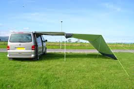 Caravan Pull Out Awnings Wanted The Perfect Camper Van Awning U2013 Wild About Scotland