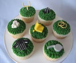 football cupcakes football referee wedding cupcakes
