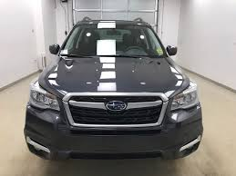 subaru forester interior 3rd row new 2018 subaru forester 4 door sport utility in lethbridge ab 181891