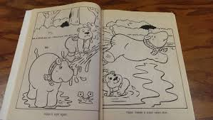 opened a coloring book where a page was ripped out imgur