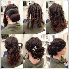 hairstyles with steps updo hairstyles step by step hair