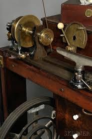 holtzapffel company ornamental turning lathe no 2328 and
