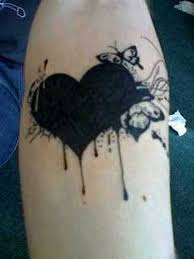 good cover up broken heart tattoo flash pinterest good heart
