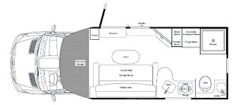 class b rv floor plans 2015 pleasureway plateau xl widebody class b motorhome roaming times