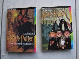 harry potter et la chambre des secrets livre audio lot de deux livres harry potter et la chambre des secrets et harry