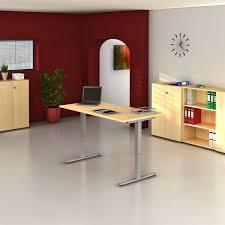 Elektrisch Höhenverstellbarer Schreibtisch 120 X 80 Cm