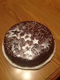 flourless chocolate torte for my gluten free friends birthday