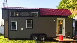 the tiny tux tiny home on wheels by pocket homes tiny house
