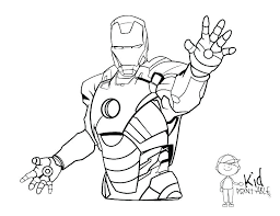 printable coloring pages for iron man coloring page iron man yuga me