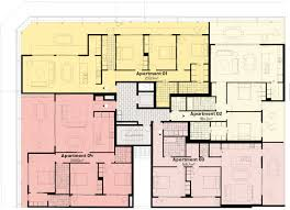 Floor Plan O2 Residential Mitchell