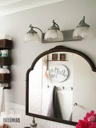 vintage style bathroom light fixtures bathroom lighting cheerful farmhouse bathroom vanity also light
