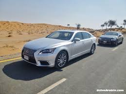 lexus ls 2013 first drive lexus ls 460 2013 in the uae drive arabia