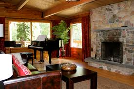 Interior Of Log Homes by The Joys And Challenges Of Log Cabin Interior Design Cabinorganic
