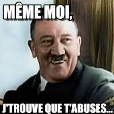 Meme Moi - m礫me moi hitler lol meme on memegen
