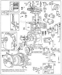 briggs and stratton model 440000 repair manuals 28 images