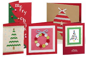 pretty design ideas how to make your own christmas cards perfect