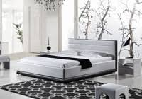platform bed with led lights platform bed with led lights item b d029 ae a discount furniture