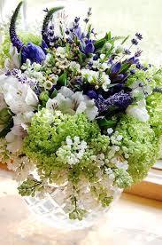 white and blue floral arrangements 269 best blue flower arrangements bouquets images on