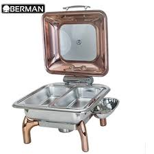 brass copper chafing dish catering equipment source quality brass