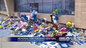 Kauffman Stadium Map Looking For The Yordano Ventura Memorial It U0027s Next To The Team Store