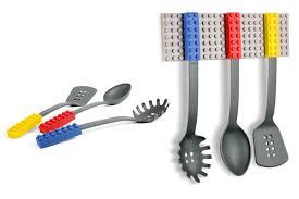 vente ustensile de cuisine lego ustensiles de cuisine aux couleurs des briques en vente