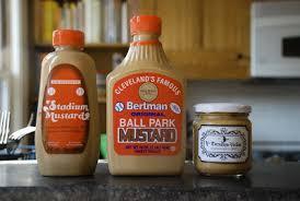 stadium mustard food on hockey party part one the mustard