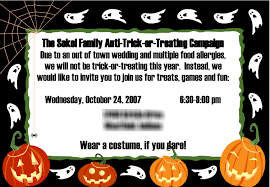 halloween birthday invitations free festival collections 13th