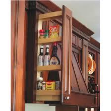kitchen cabinet organizer shelf white made by designtm kitchen organizers maple kitchen cabinet wall filler